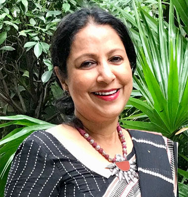 Ms. Ghazala Amin