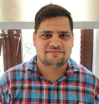 Mr. Rahul Goswami