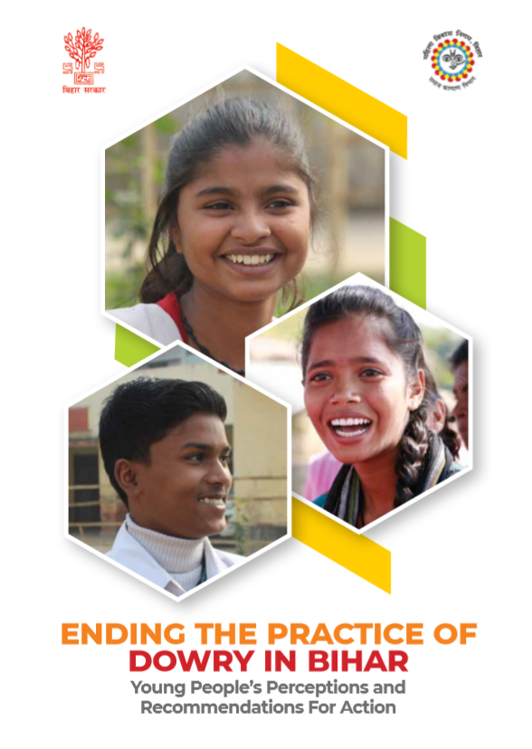 Ending the practice of dowry in Bihar: Young People's Perceptions and Recommendations For Action
